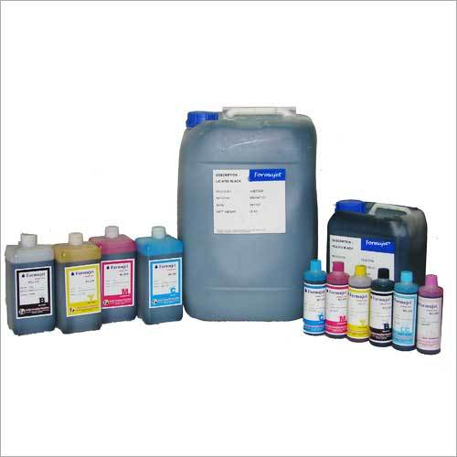 Large Format Printer Inks