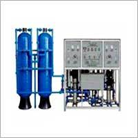 Domestic Water Softening Plant