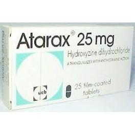 Atarax 25mg Antihistamine