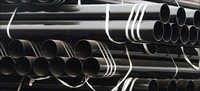 Carbon Steel Seamless Pipe A106 Gr. B
