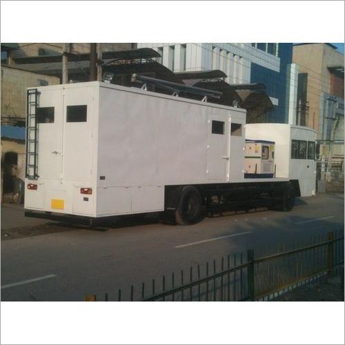 Customized Mobile Service Van