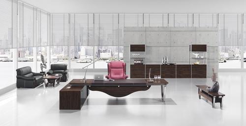 Executive Modular Wooden Table