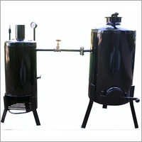 Smaller Steam Boiler
