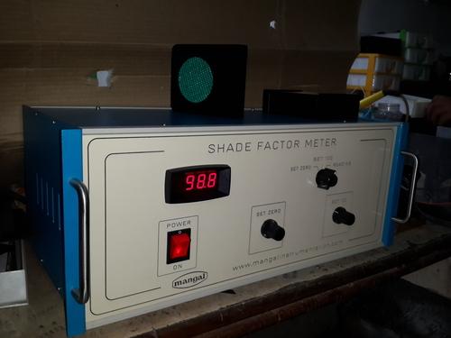 Shade Factor Tester