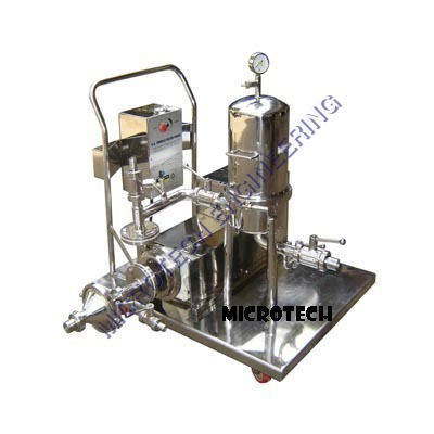 Lab Scale Filter Press