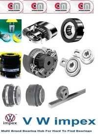 Free wheel Cluch & bearings