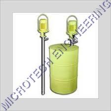 Barrel Emptying Pump