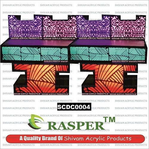 RASPER - ACRYLIC COUNTER SET FOR CATERING DISPLAY