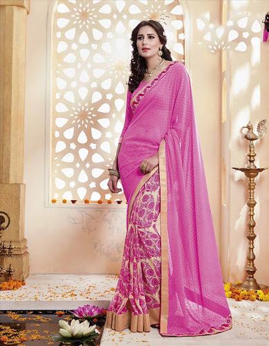 Rich Beautiful Printed Saree