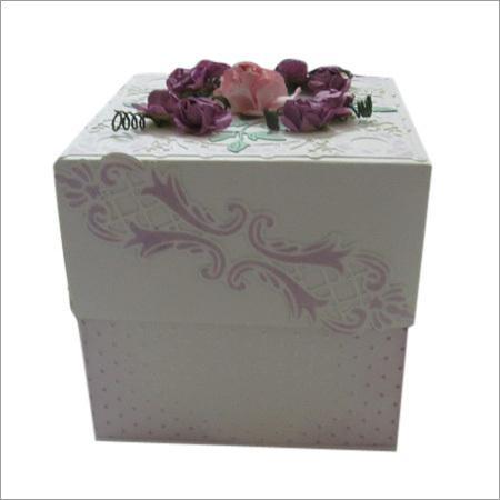 Personalised Wedding Gift Boxes
