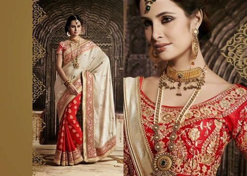 Latest Bridal Exclusive sarees