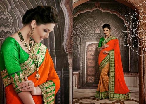 Fanvy Bridal Exclusive sarees