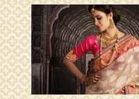 Manufacturer of Latest Bridal Exclusive sarees