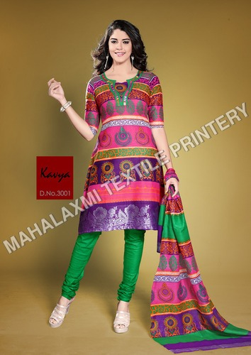 Kavya Cotton Dress Materials