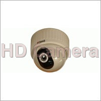 Outdoor Dome Network Camera