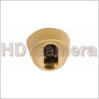 CCD Color Dome Camera