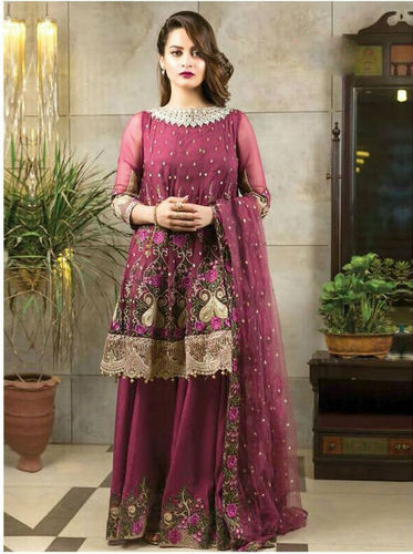 Ethnic Designer Georgette Suit