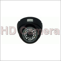 Dome Camera With IR