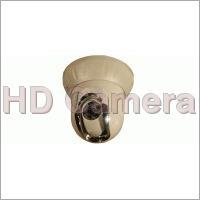 Pan-Tilt Dome IR Camera