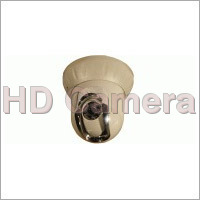 Pan-Tilt Dome IR Camera