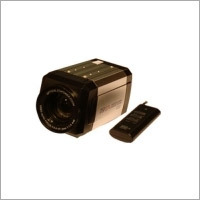 27X {Auto Focus} Zoom with Remote