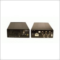 4 Channel Mobile DVR System