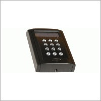 Access Control Biometric with Metal Body
