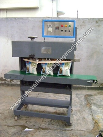 Preformed Bag Sealing Machine