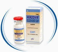 Herzovir 500mg Injection
