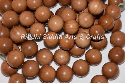Sandalwood Natural Beads