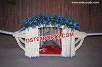 Indian Wedding Decorated Palki