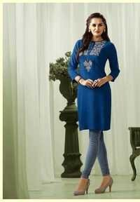 Ladies Casual Wear Stylish Kurti