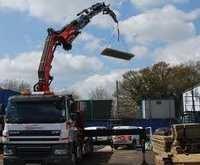 Truck Heavy Duty Crane