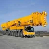 Heavy Duty Truck Crane