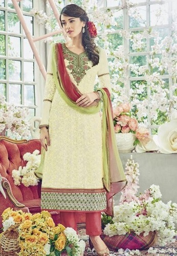 Salwar Akmeez Neck Designs Catalogue