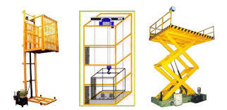 Goods Lift Crane