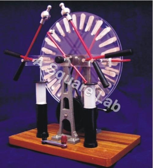 Wimshurst-Electrostatic-Generator