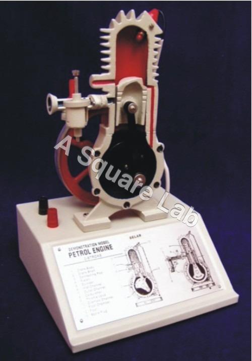 Model-Petrol-Engine-Two-Stroke