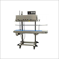 Solid Coding Continuous Band Sealer