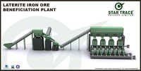 Laterite Iron Ore Beneficiation Plant