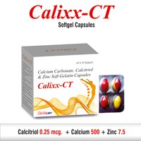Calixx-CT Softgel Capsule