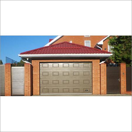 Remote Controlled Garage Door Remote Controlled Garage Door