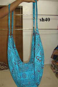 gujrati long hanging  bags