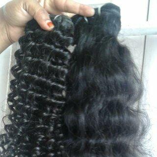 100% NaturalRemy - Wefting Curly & Wavy Human Hair