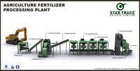 Agriculture Fertilizer Processing Plant