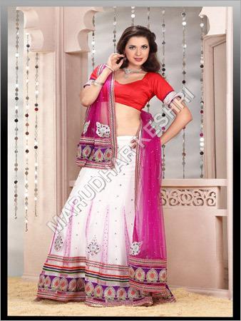 Elegant Designer Lehenga Saree