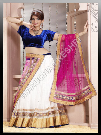 Designer Wedding Gown Lehenga
