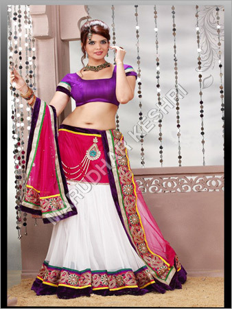 Heavy Worked Bridal Lehenga