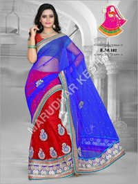 Latest Fancy Lehenga Sarees