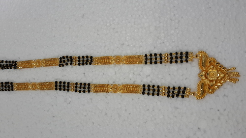 Micro Plated Mangalsutra